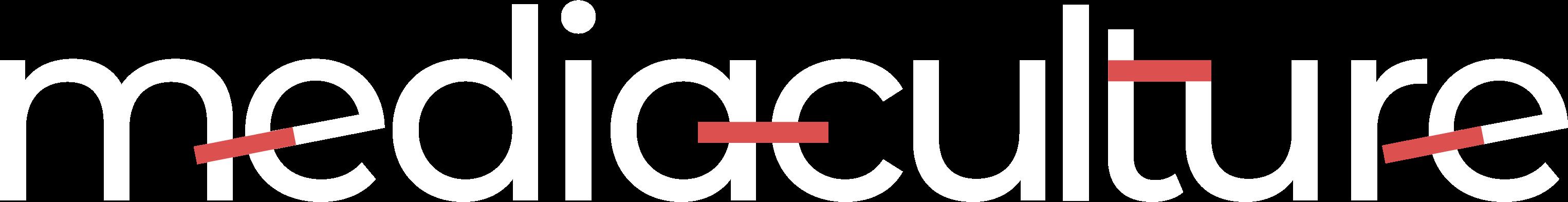 Media Culture Reversed Logo