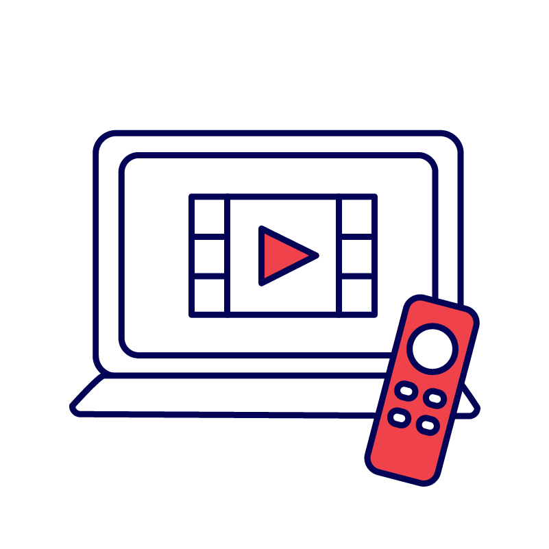 Connected TV Icon