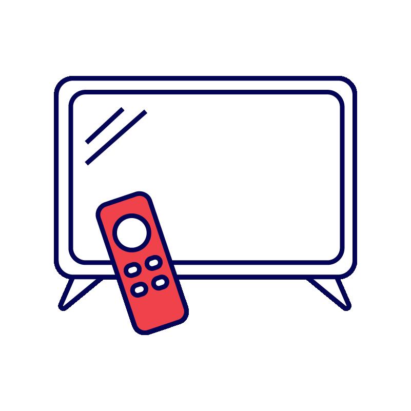 Linear/DRTV Icon