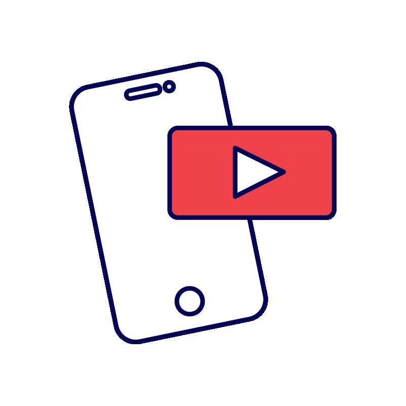 Preroll Video Icon